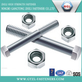 M5-M100 Double Head Thread Rod with Hex Nut, Stud Bolt/ Hanger Bolt