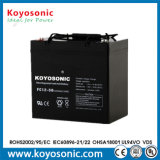 12V 50ah High Rate AGM Battery for Security Alarm System