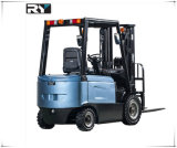 4 Wheels Electric Forklift Truck Capacity 2t/ 2.5t/ 3.0t/ 3.5t
