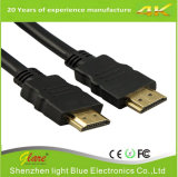 Cheap 4K 2.0 1.4 Gold Plating HDMI Cable 1m