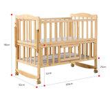 Comfortable Environmentally Baby Cots Baby Crib