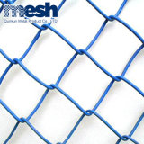 PVC Coated Security Chain Link Fence