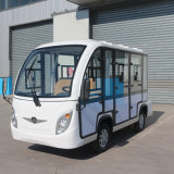Ce Approved Electric Sightseeing Shuttle Carrirer