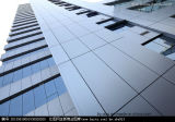 Aluminum Cladding Panel Used for Interior and Exterior Building Cladding System