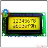 Better LCM Yellow Green LCD Screen 8*2