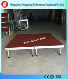 Outdoor Use Moving Stage Event Stage Aluminum Alloy Activity Stage