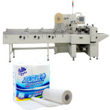 Two Packets Kitchen Towel Tissue Sealing Packing Machine