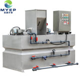Automatic Polymer Dosing and Filling Unit for Wastwater Treatment