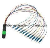MTP-LC/UPC 12 Fiber Sm MTP Fiber Patch Cord