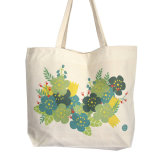 Cotton Bag with Silk Screen Printing