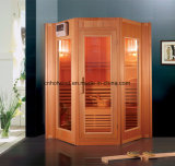 Hotwind Wet Steam Sauna with Stove, Finnish Sauna Room