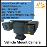 Vehiclae Mount Car Used Scanner Night Vision Laser Infrared PTZ IP Camera