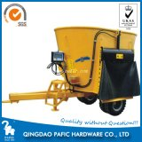 Hauling Type Upright Fodder Mixing Machine for Dairy Farm