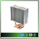 CPU Cooler with 2 PCS Heatpipes