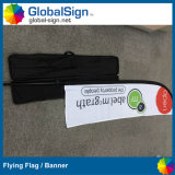 Low Price Custom Printed Feather Flags Sail Flagpoles