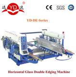 Ce Best Price Glass Double Edging Polishing Machine