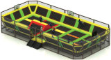 Cheap Trampolines Commercial Indoor Trampoline Park