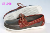 Soft Genuine Leather Boats Men Shoes