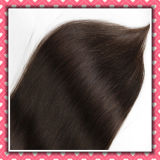 Facotry Price Double Drawn Clip-in Human Hair Extensions Silky 16inch