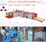 Automatically Sewing and Cutting Machine for PP Woven Sacks Price in China