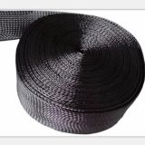 3k 12k Carbon Fiber Braided Cable Sleeve