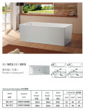 Acrylic Free Standing Bathtub with Skirt (BG-1012 & BG-1013)