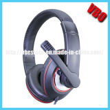 CE/RoHS Approved PC Headphones Computer Headphone with Mic