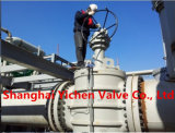 Inverted Pressure Balance Flanged Lubricated Plug Valve (AX47W)