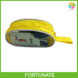 Soft PVC Cosmetic Zipper Pouch