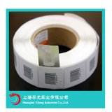 8.2MHz EAS RF Label Anti-Theft RF System EAS Label Supply by Yilong Factory Yilongt-5