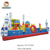 Best Price Attractive Children Inflatable with Climbing Wall (TY-7T7501)