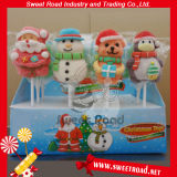 Christmas Marshmallow Lollipop