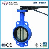 OEM/ODM Factory Wafer Type Centreline Butterfly Valve (without Pin)