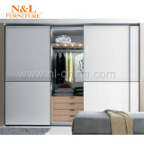 N&L Home Furniture MDF Wooden Modern Bedroom Furniture