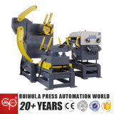 3 in 1 Nc Servo Power Press Feeder Machine, Uncoiler and Straightener (MAC2-800)