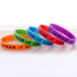 Hot Sell Tastefully Fashionable Silicone Hand Band for Souvenir
