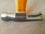Grade a Bamboo Handle Claw Hammer with Durable Quality and Good Price