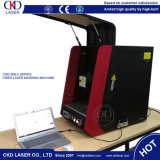 Small Enclosed Housing Fiber Laser Marking Machine for Metal