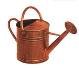Galvanized Sheet Bronze Watering Can