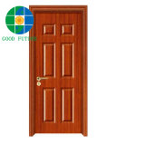 Good Future Factory HDF/MDF Melamine Laminate Finished Colors Cheap Molded Wooden Door