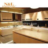 N&L High Gloss Lacquer MDF Modern Kitchen Cabinet