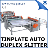 Automatic Tinplate Duplex Slitter for Tin Can Making