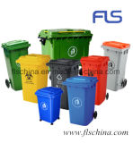Hot Sale! ! ! Plastic Dustbin 1100L 660L 360L 240L 120L 100L (EN840)