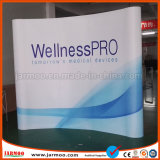 Stable Tadeshow 3*3 Curved Pop up Banner Stand