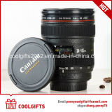 Wholesale Suction Travel Coffee Camera Lens Mug Cup with Low Price