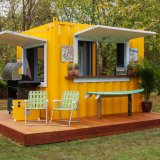 Pop-up Container Kitchen & Restaurant Shipping Container Shop