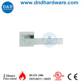 Stainless Steel Door Hardware for Wooden Door with Lock