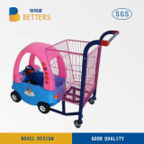 Shopping Mall Trolley Baby Toy Supermarket Shopping Cart