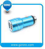 Double USB Port USB Car Charger for Phone