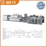 FB-1020 Automatic UV Spot Screen Printing Production Line with CE